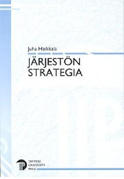 Heikkala, Juha - Järjestön strategia, e-bok