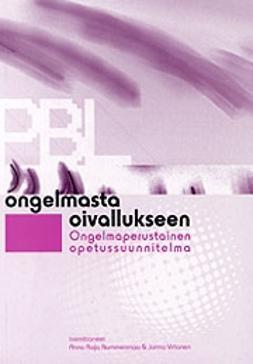 Nummenmaa, Anna Raija - Ongelmasta oivallukseen, e-kirja