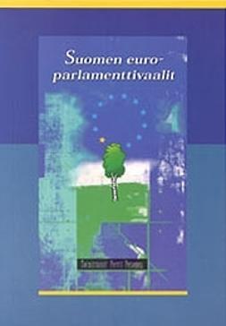 Pesonen, Pertti - Suomen europarlamenttivaalit, e-kirja