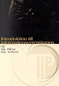 Mäkinen, Ilkka - Introduktion till informationsvetenskapen, ebook