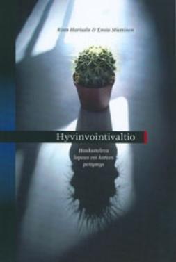 Harisalo, Risto - Hyvinvointivaltio, e-kirja
