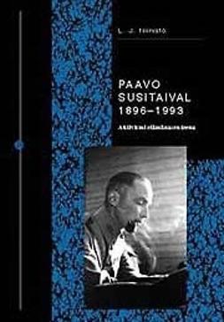 Niinistö, L. J. - Paavo Susitaival 1896-1993, e-kirja