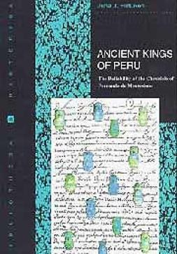 Hiltunen, Juha J. - Ancient kings of Peru, e-kirja