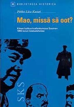 Kastari, Pirkko-Liisa - Mao missä sä oot?, e-bok