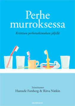 Forsberg, Hannele  - Perhe murroksessa: Kriittisen perhetutkimuksen jäljillä, e-kirja