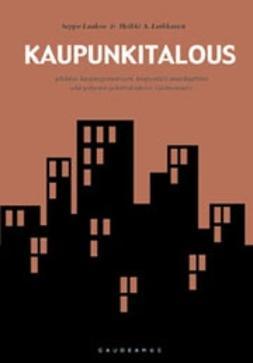 Laakso, Seppo - Kaupunkitalous, e-bok