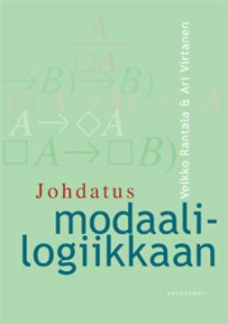 Rantala, Veikko - Johdatus modaalilogiikkaan, e-kirja