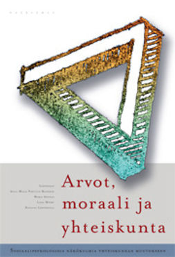Ahokas, Marja - Arvot, moraali ja yhteiskunta, ebook