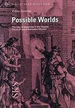 Forsström, Riikka - Possible worlds, ebook