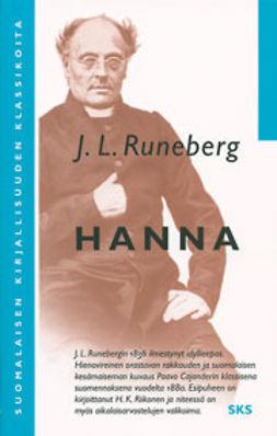 Runeberg, J. L. - Hanna, ebook
