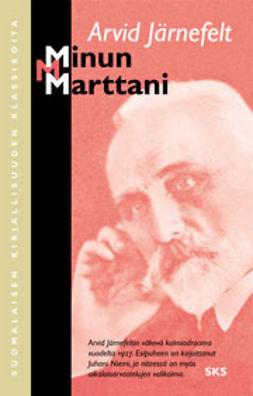 Minun Marttani : kertomus