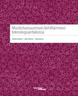 Keinonen, Turkka - Muotoiluosaamisen kehittäminen teknologiayrityksissä, e-bok