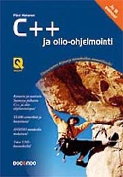 Hietanen, Päivi - C++ ja olio-ohjelmointi 2004 Quality, e-kirja