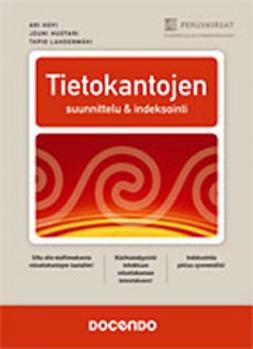 Hovi, Ari - Tietokantojen suunnittelu & indeksointi, e-kirja