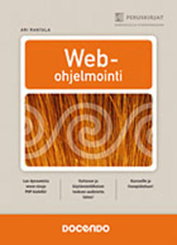 Rantala, Ari  - Web-ohjelmointi, ebook