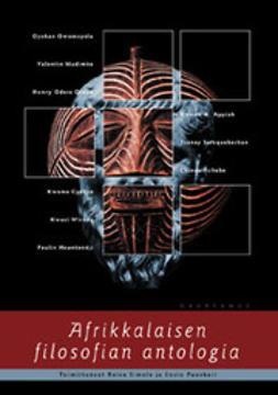 Simola, Raisa - Afrikkalaisen filosofian antologia, e-kirja