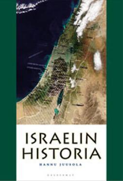 Juusola, Hannu - Israelin historia, e-kirja
