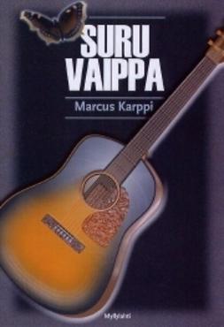 Karppi, Marcus - Suruvaippa, e-kirja