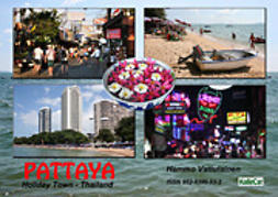 Pattaya Holiday town – Thailand