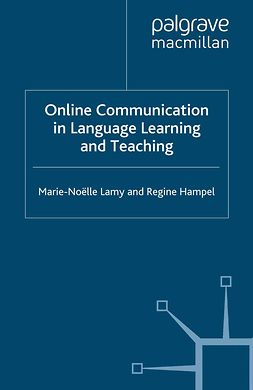 Hampel, Regine - Online Communication in Language Learning and Teaching, ebook