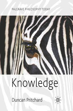 Pritchard, Duncan - Knowledge, ebook
