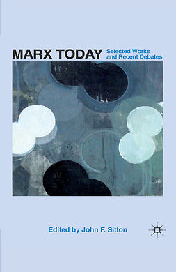 Sitton, John F. - Marx Today, ebook