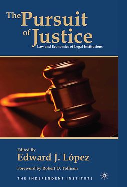 López, Edward J. - The Pursuit of Justice, e-kirja
