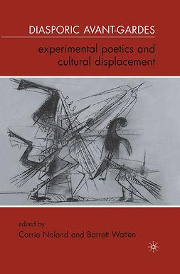 Noland, Carrie - Diasporic Avant-Gardes, ebook