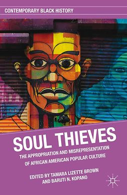 Brown, Tamara Lizette - Soul Thieves, e-kirja