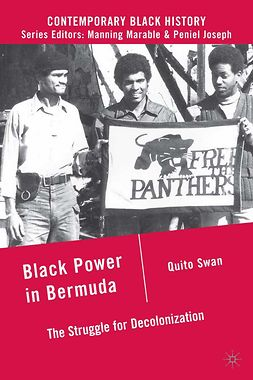 Swan, Quito - Black Power in Bermuda, e-kirja