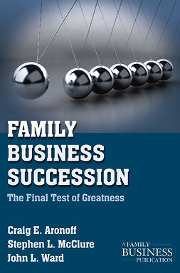 Aronoff, Craig E. - Family Business Succession, ebook