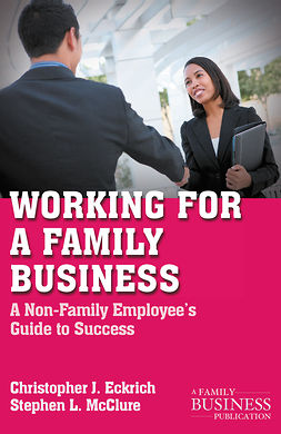 Eckrich, Christopher J. - Working for a Family Business, ebook