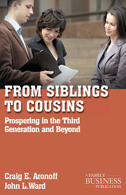 Aronoff, Craig E. - From Siblings to Cousins, ebook