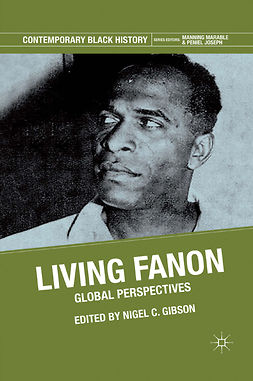 Gibson, Nigel C. - Living Fanon, ebook