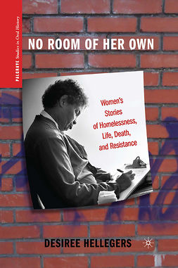 Hellegers, Desiree - No Room of Her Own, ebook