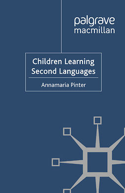 Pinter, Annamaria - Children Learning Second Languages, e-kirja