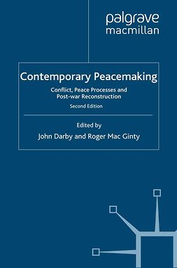 Darby, John - Contemporary Peacemaking, ebook