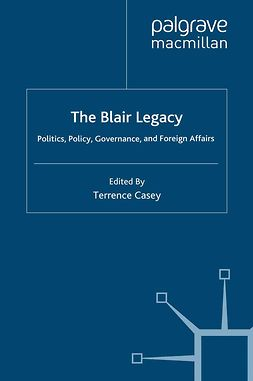 Casey, Terrence - The Blair Legacy, ebook