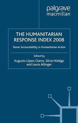 DARA - The Humanitarian Response Index 2008, ebook