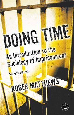 Matthews, Roger - Doing Time, e-bok