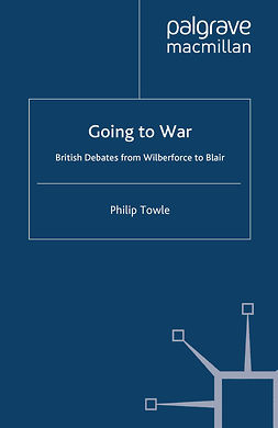 Towle, Philip - Going to War, ebook