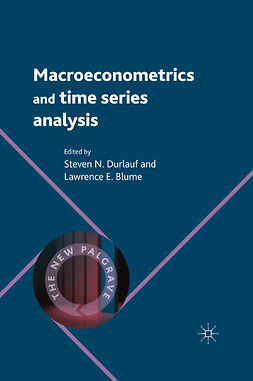 Blume, Lawrence E. - Macroeconometrics and Time Series Analysis, ebook