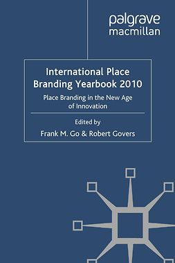 Go, Frank M. - International Place Branding Yearbook 2010, ebook