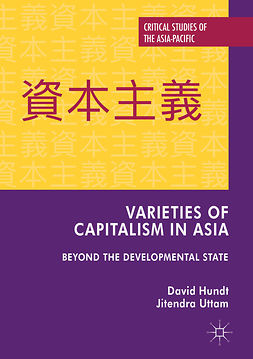 Hundt, David - Varieties of Capitalism in Asia, ebook