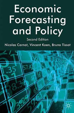 Carnot, Nicolas - Economic Forecasting and Policy, ebook