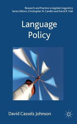 Johnson, David Cassels - Language Policy, e-bok