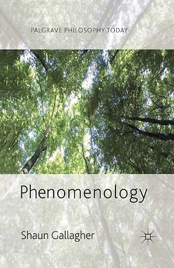 Gallagher, Shaun - Phenomenology, e-bok
