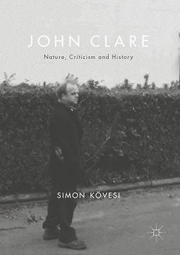 Kövesi, Simon - John Clare, ebook