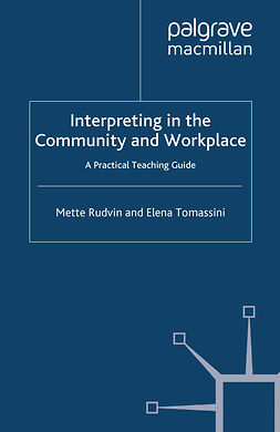 Rudvin, Mette - Interpreting in the Community and Workplace, ebook
