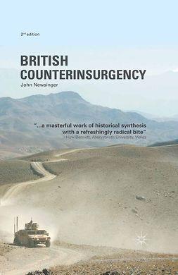 Newsinger, John - British Counterinsurgency, ebook